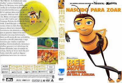 bee movie a historia de uma abelha dublado avi